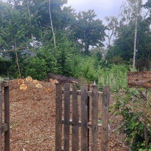 Begraafplaats 'Eeuwige rust Kaplust' van Schermer en Albers